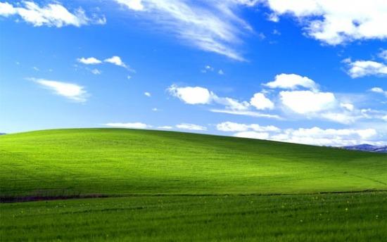 Carta de despedida do Windows XP