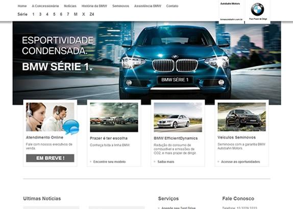 BMW Autobahn Motors